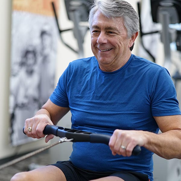Training for the over-50s
